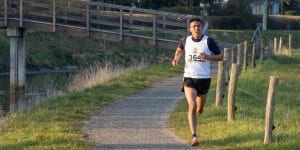 Vandaag hardlopen in Odijk: perfecte omstandigheden voor een mooie tijd