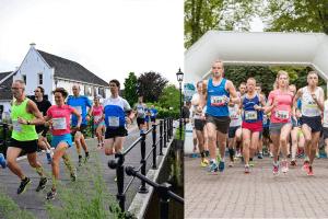 Hardlopen in de Kromme Rijnstreek in september